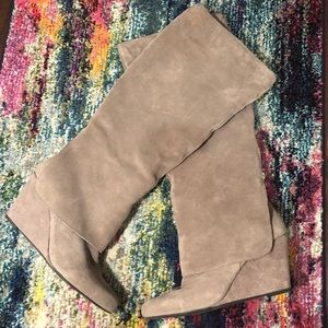 Jessica Simpson Rallie Boots - Suede